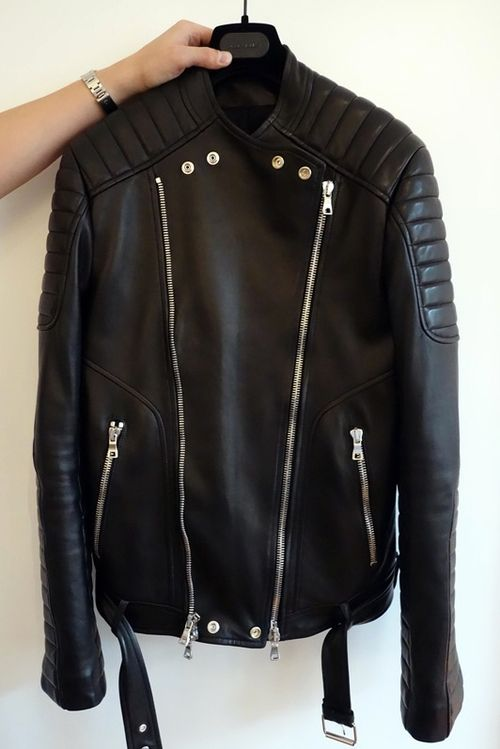 Men's leather jacket. Online Men's Clothes FOLLOW for more pictures. Pinterest | Facebook | Instagram