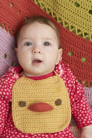 121 best crochet baby bibs images on pinterest free crochet free pattern crochet bib see more duckie bib dt1010fo