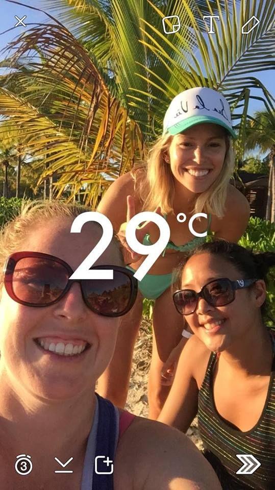 Sophie Vaillancourt nouvelle G.O. au Club Med des îles Turques-et-Caïques - PRIMEUR | HollywoodPQ.com