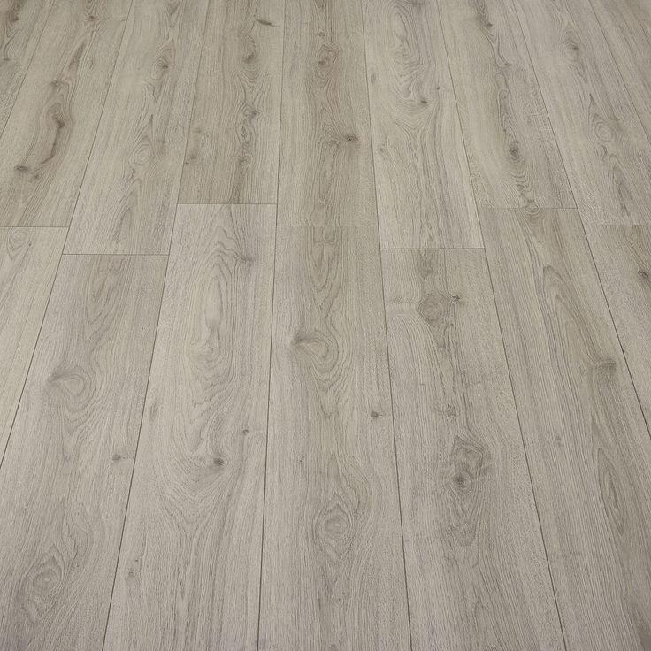 Loft Light Grey Laminate Flooring Grey laminate