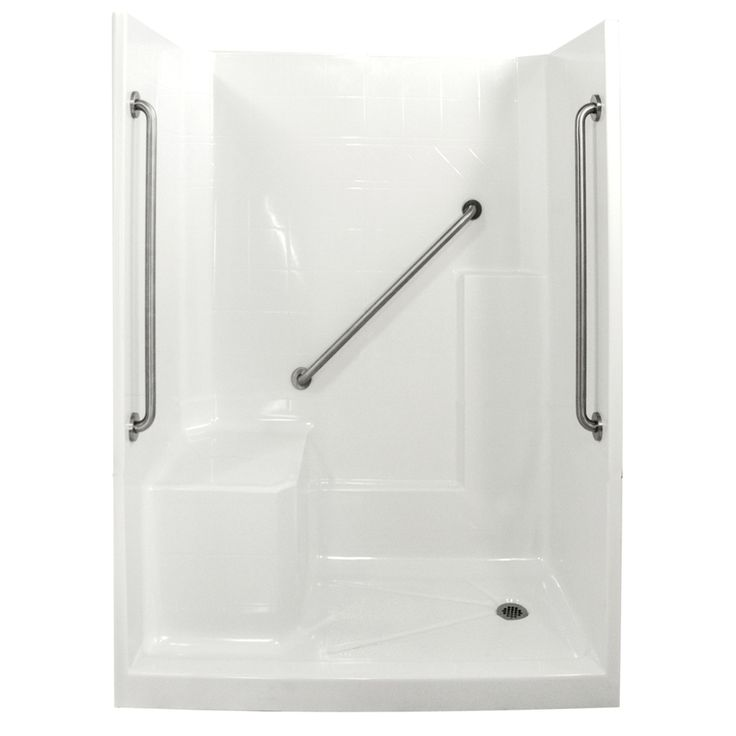 ellau0027s bubbles shower wall surround side and back panels with floor c