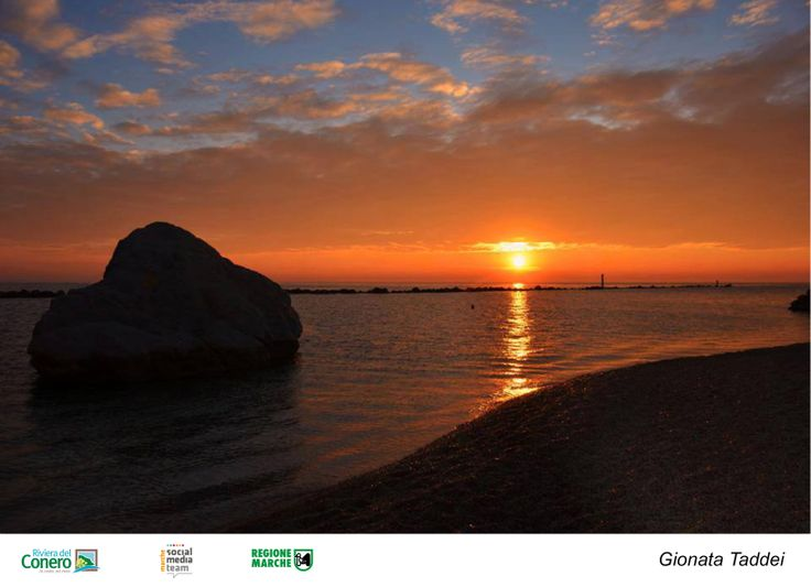 4_alba a numana di Gionata Taddei (da Facebook) #destinazioneconero