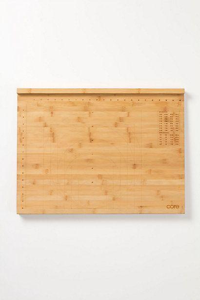 Bamboo Baker's Board - Anthropologie.com