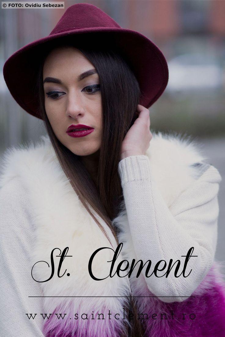 Shop for hats -  http://saintclement.ro/ Fashion & lifestyle blogger - https://deeamya.wordpress.com/