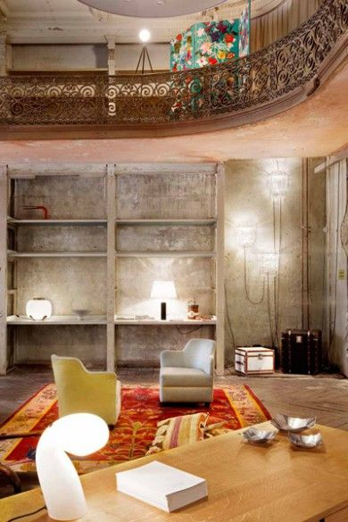 BETWEEN TIME  An Elaborate Showcase Of Luxurious Fine Furnishings, Modern  And Antique Design, Art And Decoration, Curated By Gisbert Pöppler And  Vintage ...