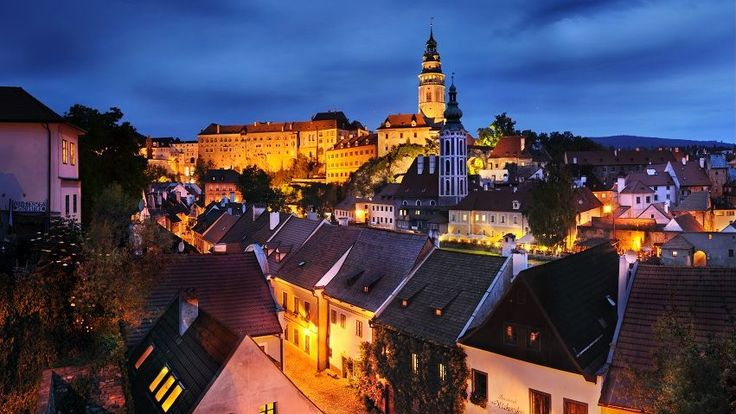 Czech Republic - Český Krumlov
