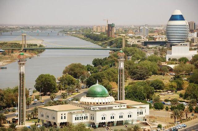 Fotos de Cartum - Sudão | Paises da africa, Sudão, Cartum