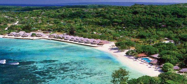 Breakas Beach Resort - Vanuatu Holidays