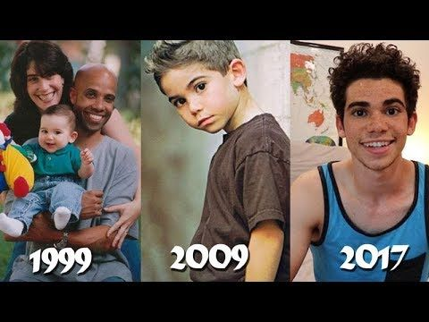 Cameron Boyce From 1 To 18 Years Old