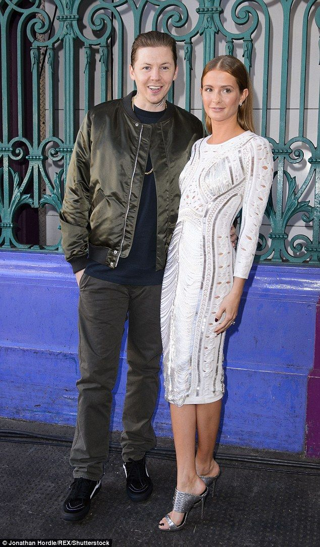 Professor Green has only seen wife Millie Mackintosh ONCE this year | Daily Mail Online