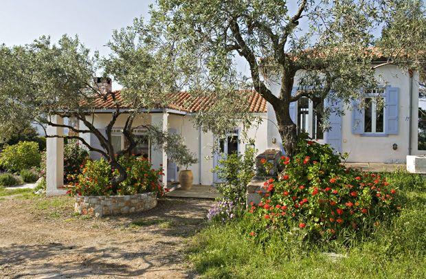Vila Elia - escapadă în Grecia. http://moodboards.ro/vila-elia-escapada-in-grecia/