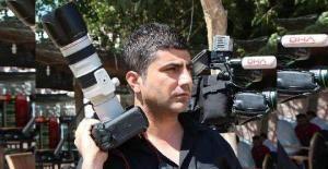 Urfalı Gazeteci Ali Leylak'a anlamlı ödül! #Şanlıurfa