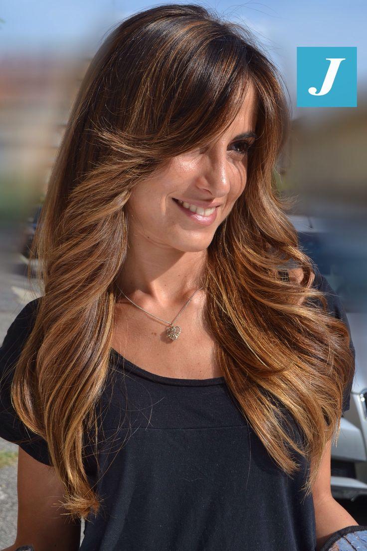 Basta una piccola sfumatura per cambiare la tonalità di una giornata. ~ Fabio Privitera  #cdj #degradejoelle #tagliopuntearia #degradé #igers #musthave #hair #hairstyle #haircolour #haircut #longhair #ootd #hairfashion