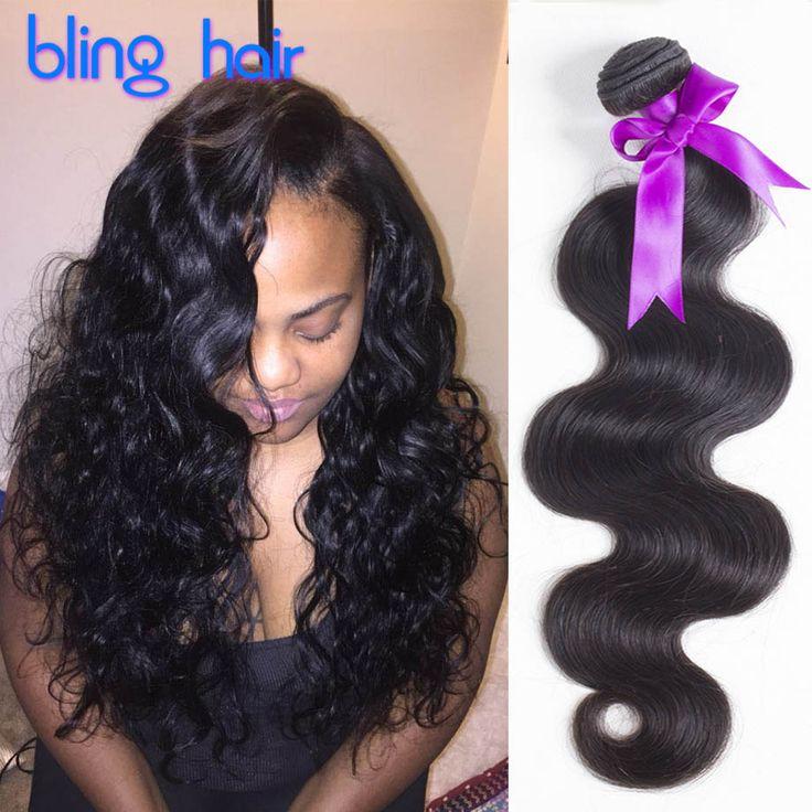 8A Brasileños Virgin Hair Body Wave 4 Bundles Cabello Humano Onda del cuerpo Armadura Brasileña Del Pelo Productos de Pelo de la Reina Brasileña Del Cuerpo onda