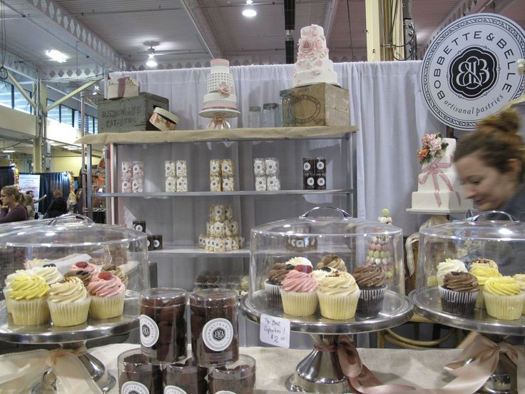 Food Exhibition Stall : Best cake stall display ideas images on pinterest