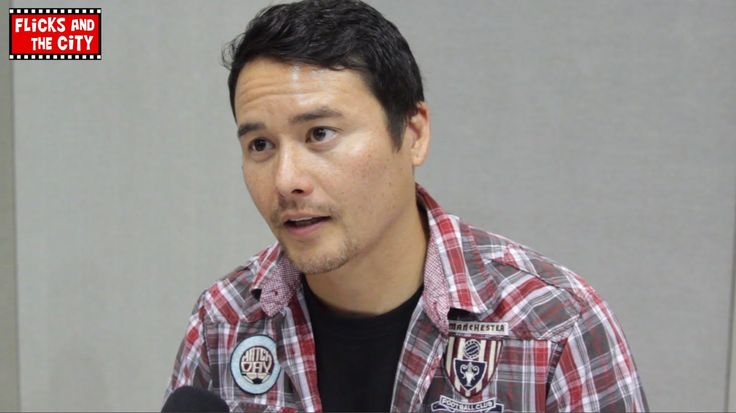 Power Rangers Movie (2016) Interview - Johnny Yong Bosch