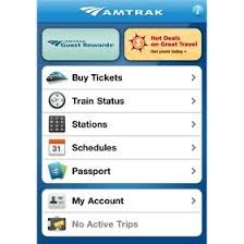 amtrak app - Google keresés