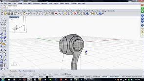 Modeling Ear Buds in Rhino with Kyle Houchens on Vimeo