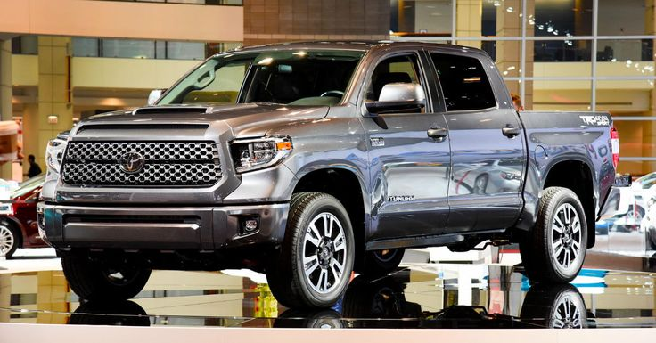 2018 Toyota Tundra: Release date, prices, specs, and features