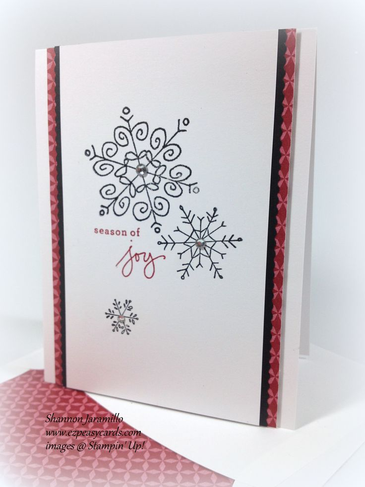 Today I have three cards using the Endless Wishes Photopolymer Stamp Set and Seasons of Stle DSP with very distinctly different styles...all the details on my blog!