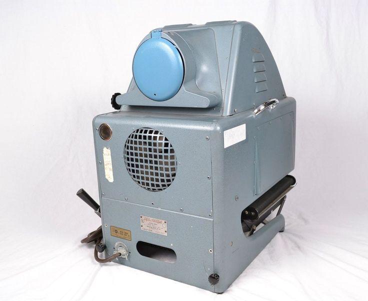 Opa Scope Opaque Projector Working Overhead Projection Optics Co #ProjectionOpticsCo