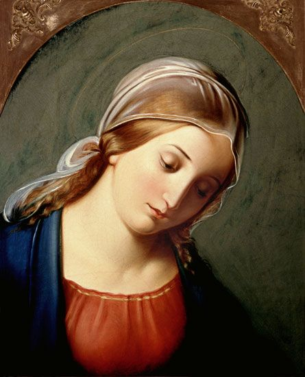 Friedrich Wilhelm von Schadow (1789 – 1862) – Pintor Alemão_9