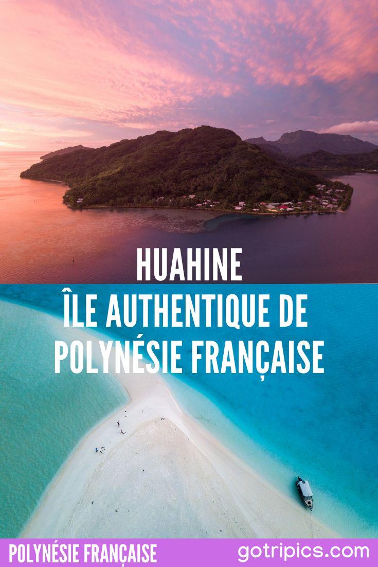 Voyage à Huahine : île authentique de Polynésie française