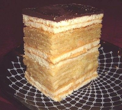Торт «Хочу ещё»