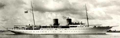 SAVANORA..Adını Hint Okyanusu'nda yaşayan Afrika kuğusundan alan gemi, 1931 yılında Gibbs & Cox tarafından, Brooklyn Köprüsü'nün mühendisi Amerikalı John A. Roebling'in mirasçısı Emily Roebling Cadwallader için tasarlanmıştır