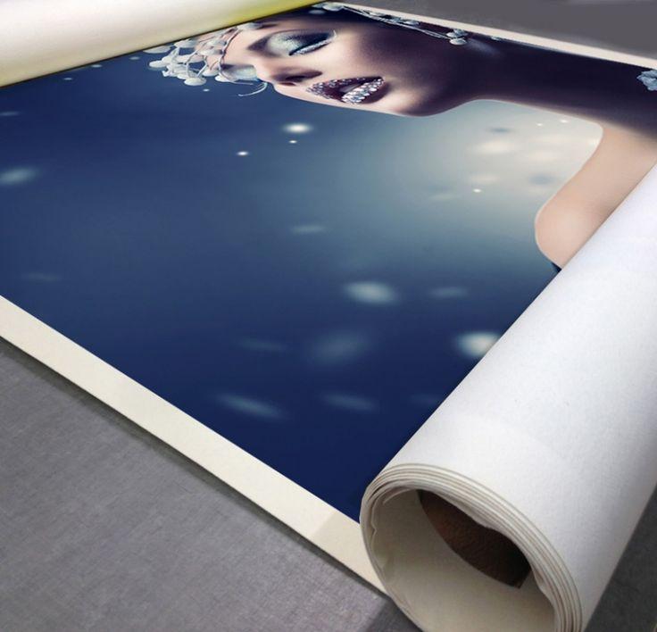 Messeboden mit Eigendruck - EXPOPRINT mit fotorealistischen 4-C-Druck auf weißen Flachnadelfilz