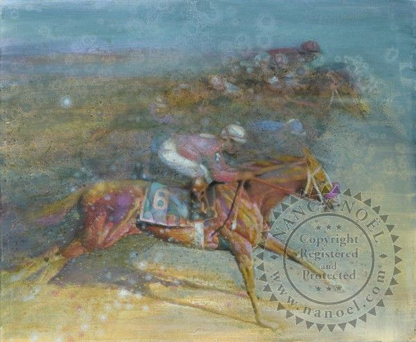 The Derby by Nancy Noel