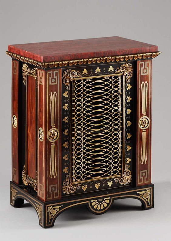 CABINET by George Bullock
