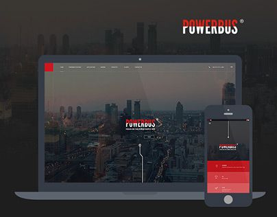 "Check out new work on my @Behance portfolio: ""Powerbus - The HTML5 Official Website"" http://be.net/gallery/51336729/Powerbus-The-HTML5-Official-Website"