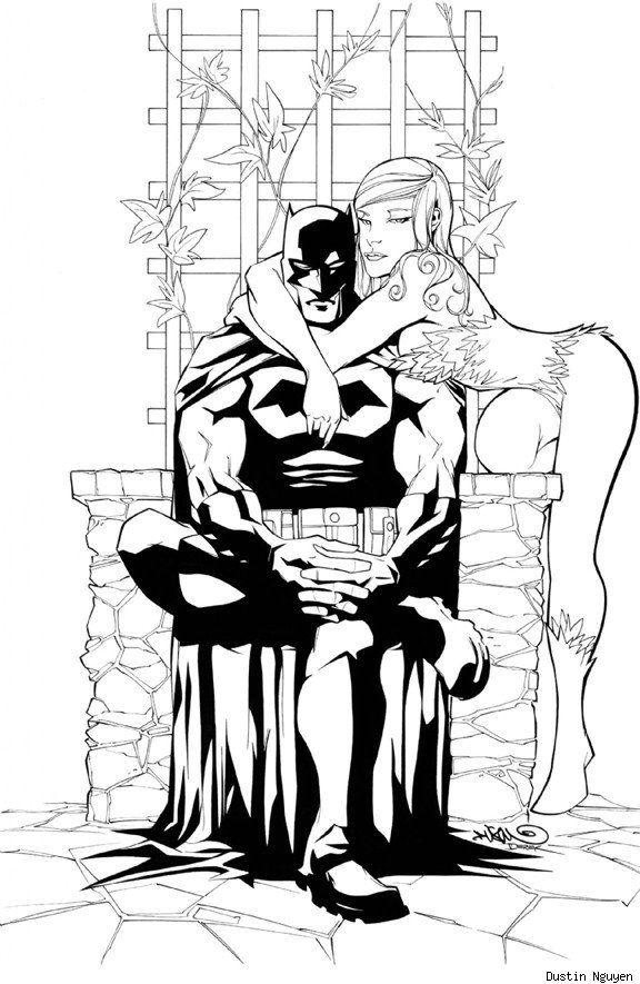 37 best color book images on pinterest - Batman Catwoman Coloring Pages