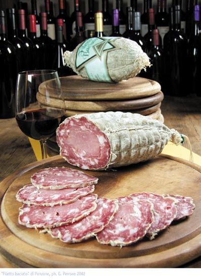 Filetto baciato Ponzone