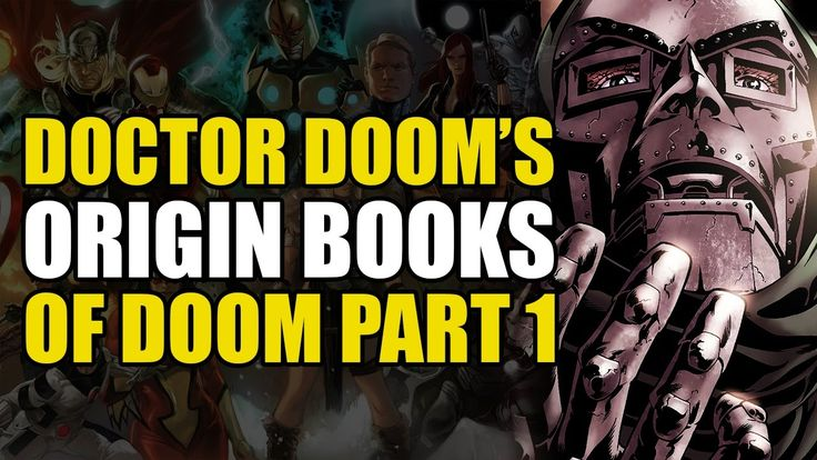 Doctor Doom's Origin - Part 1 - Cursed At Birth   Pop heroes. Doom. Comic book heroes