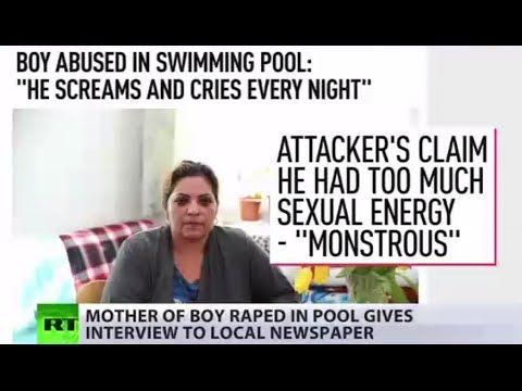 'He screams every night': Mother of raped 10yo Austrian boy 'regrets wel...