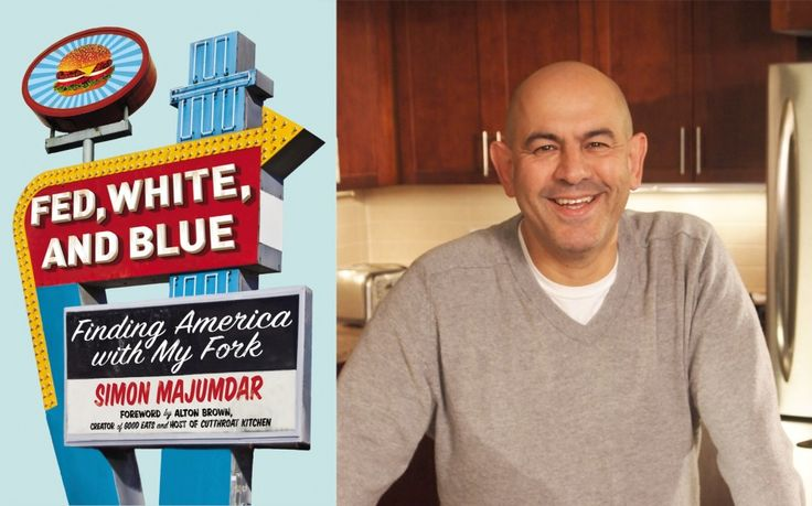 Mapping the Best Eats of Simon Majumdar's American Road Trip