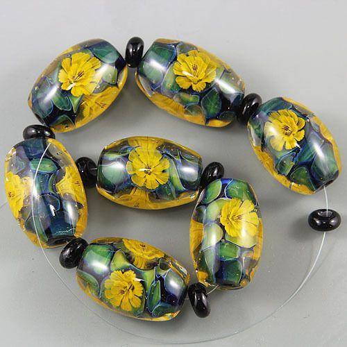 Krásná vinuté perle sbírka na eBay!