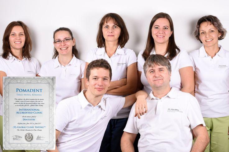 The Pomadent team