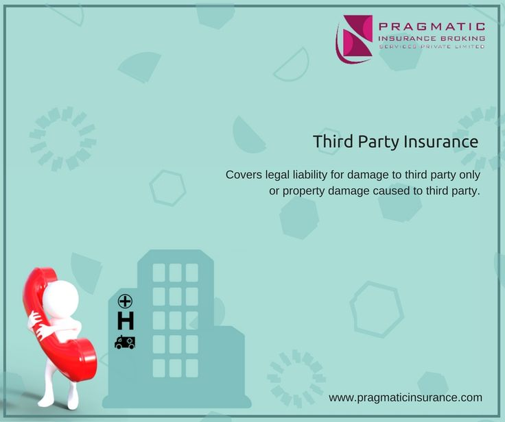 Third Party Insurance - Covers legal liability for damage to a third party only or property damage caused to the third party.  #Insurance #Policy #InsuranceBrokingServices #InsuranceCompanies #InsuranceHyderabad #PragmaticInsurance