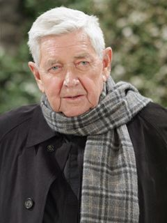 Ralph Waite --  June 22, 1928 -  Died: February 13, 2014, at his home in Palm Desert, California. Famous from the Walton's and as Father Matt on Days of Our Lives Soap Opera.