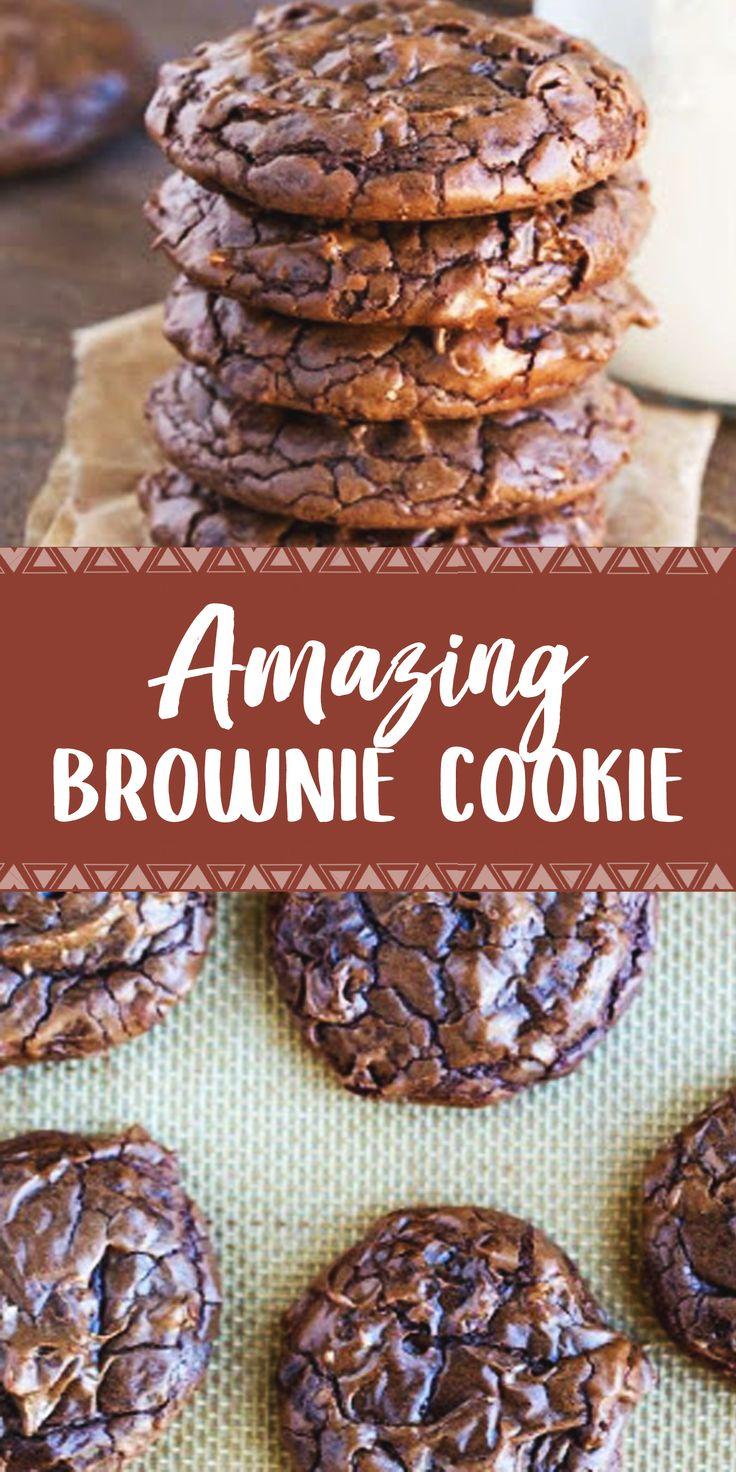 Amazing Brownie Cookie