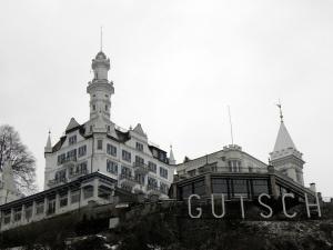 Gutsch Castle in Luzern