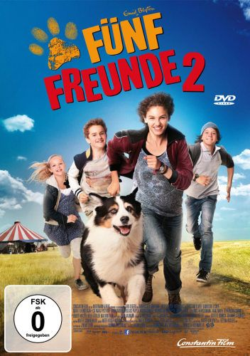 Fünf Freunde 2 DVD, bei Weltbild nur 9,99 Euro! #5Freunde2 #DVD