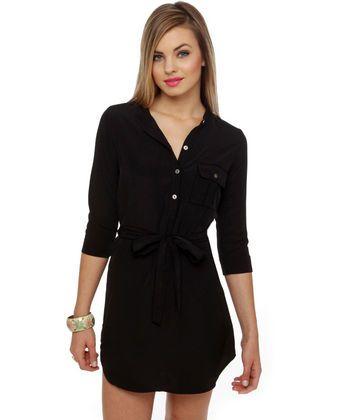 10 Little Black Dresses For Juniors - Shinedresses.