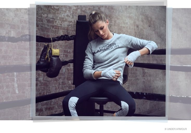Earlier this week, we shared the news that Gisele Bundchen would star in the new advertising campaign from Under Armour. Now, check out the video where she