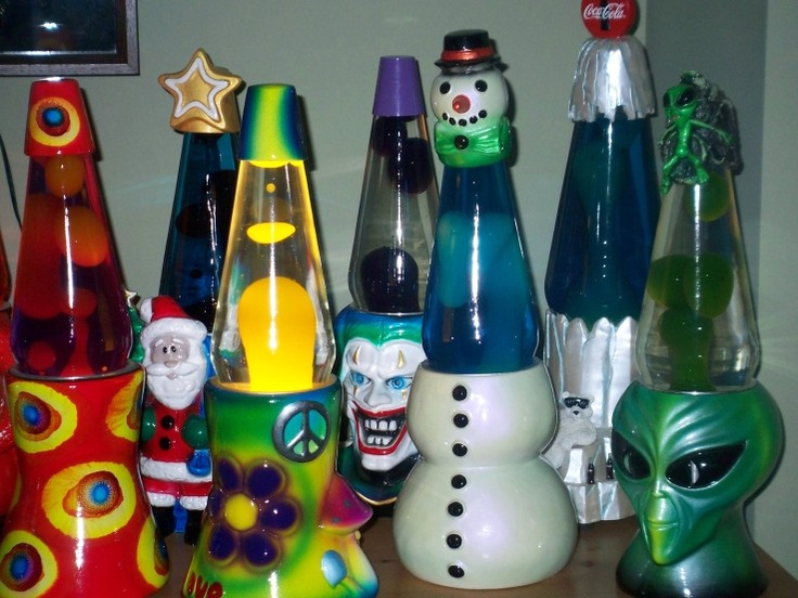A Variety Of Icon Series Lava Lamps Lava Lamps
