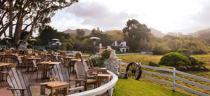Welcome to Mission Ranch Hotel and Restaurant - Carmel, California