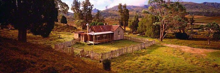Cradle Mountain Hut  Cradle Mountain, Tasmania